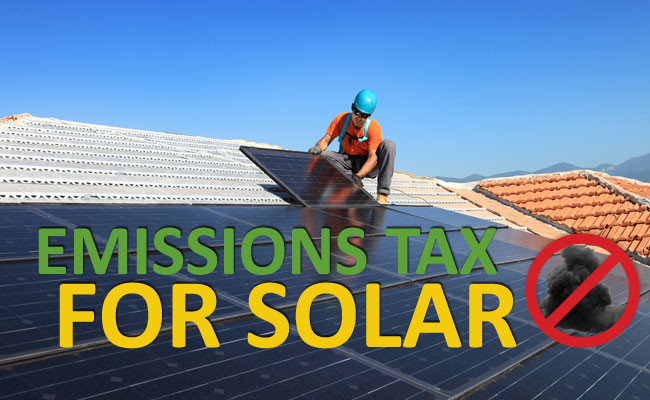 Solar Industry Benefits