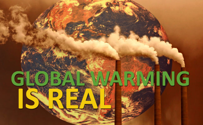 Global Warming is Real, and It Is Caused by Humans