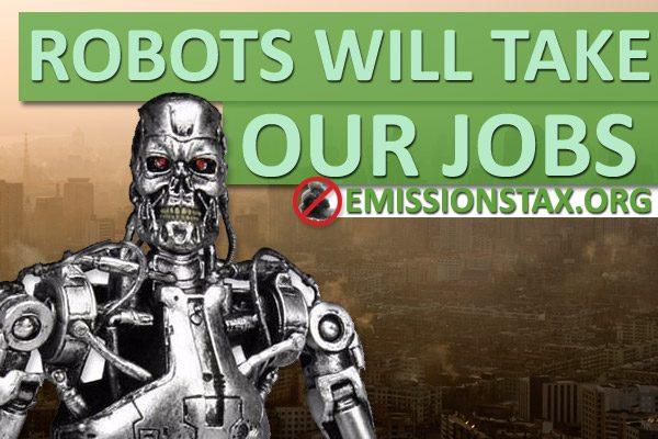 Robots Take Our Jobs