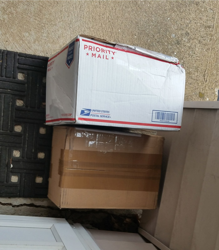 Online Retailer Shipment