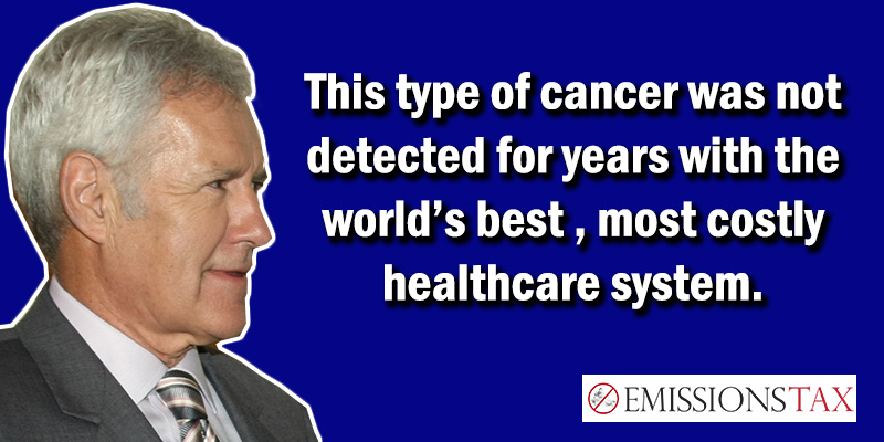 What Alex Trebek's Stage 4 Cancer Says About Healthcare and the Environment